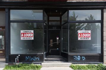 Commerces vacants: Montréal mènera des consultations publiques