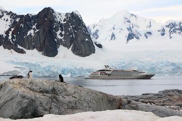 Antarctique: naviguer jusqu'à l'ultime frontière