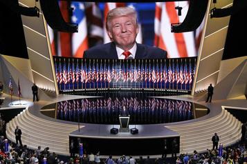 Trump envisage deux lieux pour officialiser sa candidature)