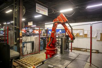 Laval Automatisation: traité de fou pour avoir acheté un robot)