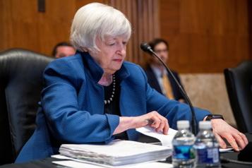 Les États-Unis à court de ressources si le plafond de la dette n'est pas relevé)