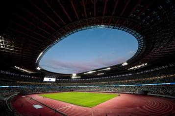 Tokyo dévoile son stade conçu pour affronter la chaleur