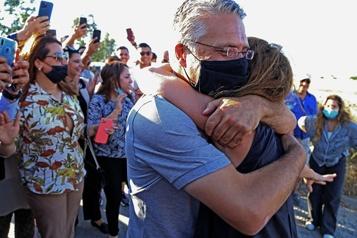 Tunisie L'ex-candidat à la présidentielle Nabil Karoui libéré après plus de six mois)