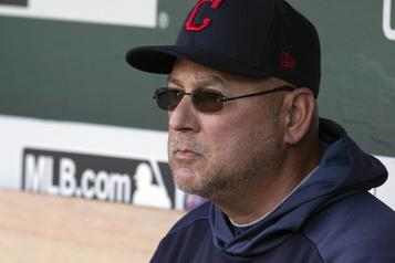 Terry Francona en faveur d'un nouveau nom pour les Indians)