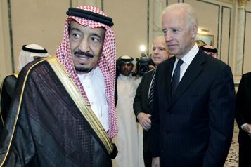 Joe Biden s'entretient pour la première fois avec le roi d'Arabie saoudite)