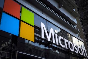 Microsoft mise sur la filiale de voitures autonomes de GM)