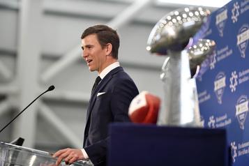 Eli Manning annonce officiellement sa retraite