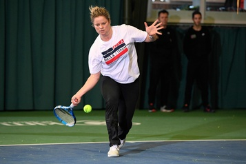 Kim Clijsters devance son retour