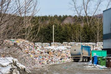 Crise du recyclage: des conteneurs «contaminés» renvoyés à Sherbrooke