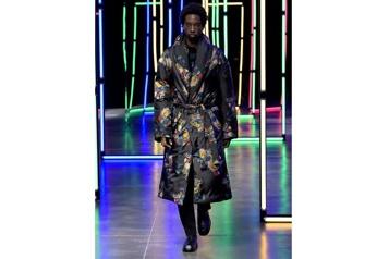 Fashion Week Homme de Milan Un vent de liberté sur la mode pour l'hiver prochain)