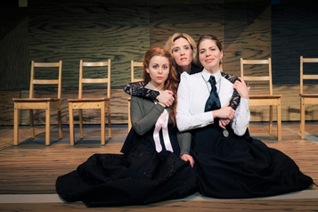 Les trois sœurs: Tchekhov, celui que lesacteurs adorent