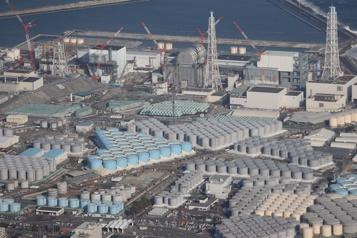 Le Japon rejettera de l'eau de Fukushima à la mer)
