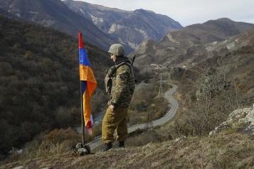 Trois soldats arméniens tués dans des affrontements avec l'Azerbaïdjan)