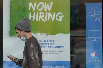 États-Unis Fort ralentissement des créations d'emplois dans le privé en février)