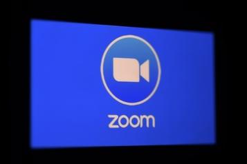 Les «accidents» intimes se multiplient sur Zoom)
