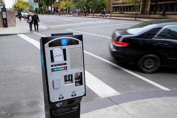 Stationnement de Montréal n'existe plus