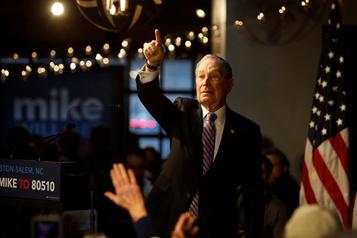 Présidentielle américaine: Bloomberg parie sur le vote des Afro-Américains