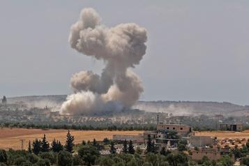 Syrie: rebelles et djihadistes se retirent d'un secteur clé du nord-ouest
