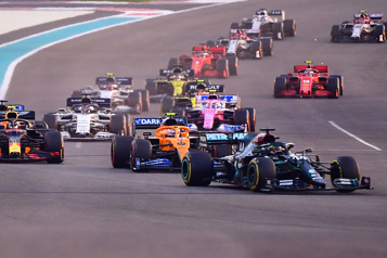 Formule 1 Les Grands Prix d'Australie et de Chine sur le point d'être reportés)