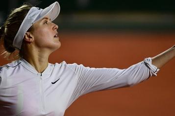 Roland-Garros Une victoire convaincante pour Bouchard)