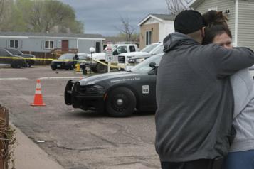 Six personnes tuées lors d'une fête au Colorado)