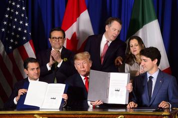 ACEUM: les États-Unis déterminés à faire respecter les obligations)