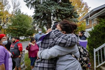 Mort d'une femme autochtone à Joliette Une infirmière qui a tenu des propos racistes congédiée  )