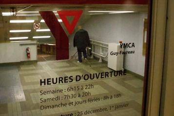 Le YMCA met fin aux activités sportives de trois centres