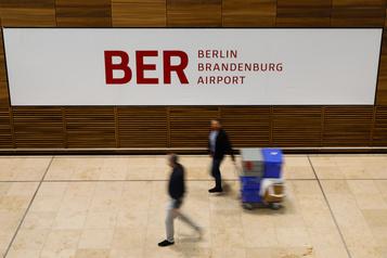 Le nouvel aéroport de Berlin prend son envol)
