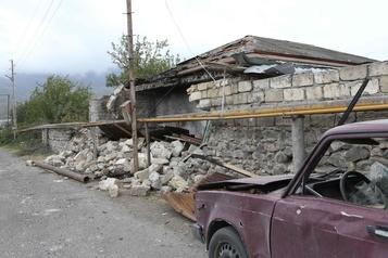 Conflit au Nagorny Karabakh Les chefs des diplomaties arménienne et azerbaïdjanaise reçus à Moscou)