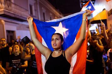 Porto Rico: le gouverneur prêt à démissionner sous la pression de la rue