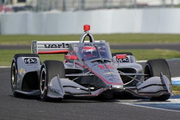 Will Power remporte la deuxième épreuve IndyCar d'Indianapolis)