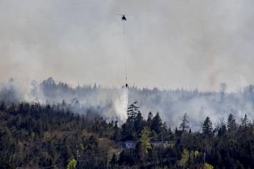 Nouvelle-Écosse: ordre d'évacuation levé à Porters Lake)