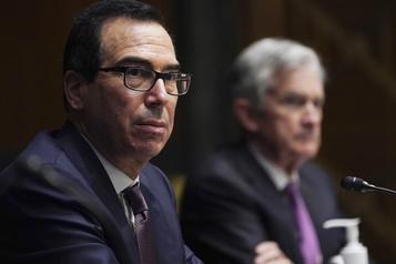 États-Unis Les discussions sur de nouvelles aides financières continuent)