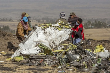 Écrasement du 737 MAX: Ethiopian Airlines nie avoir falsifié le registre de maintenance