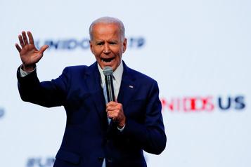 Biden regrette d'avoir dit qu'un Noir n'est «pas Noir» s'il pense voter Trump)