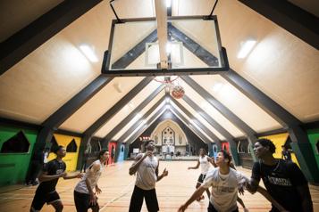 Institut de sport Dynastie Former des jeunes pour la NBA… et la vie)