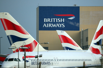 Coronavirus : British Airways suspend tous ses vols vers la Chine