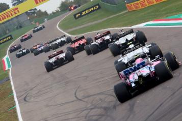 Formule 1 Le Grand Prix de Miami au calendrier de 2022)