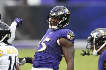 Ravens de Baltimore Six autres joueurs ajoutés à la liste COVID-19)