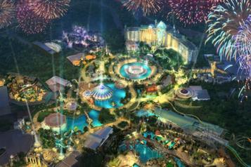 Un tout nouveau parc Universal à Orlando