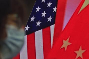 Xinjiang et HongKong La Chine accuse le G7 de «manipulation»)