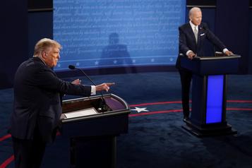 Présidentielle américaine Des mesures pour «maintenir l'ordre» dans les prochains débats)