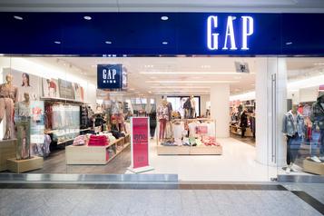 Gap envisage de fermer ses magasins en Europe)