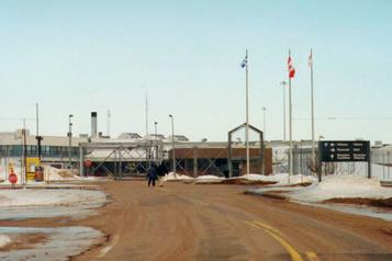 Le pénitencier de Port-Cartier abrite 50% des cas de la Côte-Nord