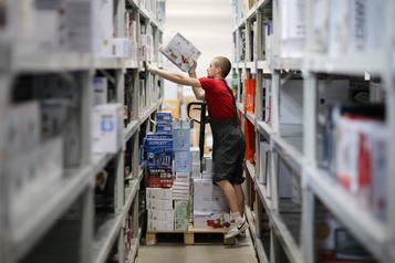 Les ventes des grossistes ont ralenti en août au pays)