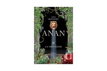 AnanII – La prêtresse Une suite trépidante ★★★)