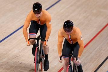 Cyclisme sur piste Les Pays-Bas restent les rois du sprint)