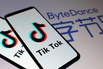 Trump annonce qu'il va interdire TikTok aux États-Unis)