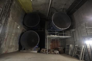 Tunnel Ville-Marie Début d'un nouveau chantier majeur)